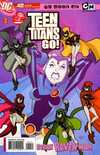 Teen Titans Go! #42 Comic Books - Covers, Scans, Photos  in Teen Titans Go! Comic Books - Covers, Scans, Gallery