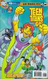 Teen Titans Go! #46 Comic Books - Covers, Scans, Photos  in Teen Titans Go! Comic Books - Covers, Scans, Gallery
