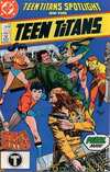 Teen Titans Spotlight #21 comic books - cover scans photos Teen Titans Spotlight #21 comic books - covers, picture gallery