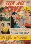 Teen-Age Love #14 Comic Books - Covers, Scans, Photos  in Teen-Age Love Comic Books - Covers, Scans, Gallery