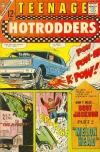 Teenage Hotrodders #23 Comic Books - Covers, Scans, Photos  in Teenage Hotrodders Comic Books - Covers, Scans, Gallery
