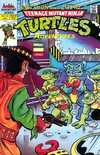 Teenage Mutant Ninja Turtles Adventures #16 comic books for sale
