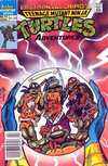 Teenage Mutant Ninja Turtles Adventures #19 comic books for sale