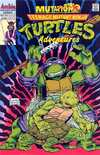 Teenage Mutant Ninja Turtles Adventures #45 comic books for sale