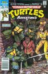 Teenage Mutant Ninja Turtles Adventures comic books