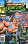 Teenage Mutant Ninja Turtles Adventures #3 comic books for sale