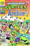 Teenage Mutant Ninja Turtles Meet Archie comic books