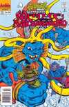 Teenage Mutant Ninja Turtles Presents: Merdude comic books