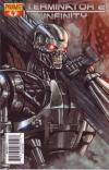 Terminator 2: Infinity #4 comic books - cover scans photos Terminator 2: Infinity #4 comic books - covers, picture gallery