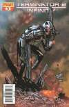 Terminator 2: Infinity #5 comic books - cover scans photos Terminator 2: Infinity #5 comic books - covers, picture gallery