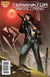Terminator: Revolution #3 comic books - cover scans photos Terminator: Revolution #3 comic books - covers, picture gallery