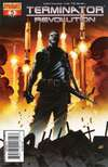 Terminator: Revolution #5 comic books - cover scans photos Terminator: Revolution #5 comic books - covers, picture gallery