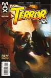 Terror Inc. comic books