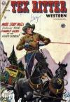 Tex Ritter Western #26 comic books - cover scans photos Tex Ritter Western #26 comic books - covers, picture gallery