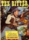 Tex Ritter Western #9 Comic Books - Covers, Scans, Photos  in Tex Ritter Western Comic Books - Covers, Scans, Gallery