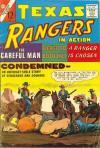 Texas Rangers in Action #50 comic books - cover scans photos Texas Rangers in Action #50 comic books - covers, picture gallery