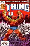 Thing # comic book complete sets Thing # comic books