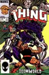 Thing #12 comic books - cover scans photos Thing #12 comic books - covers, picture gallery