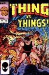 Thing #16 comic books - cover scans photos Thing #16 comic books - covers, picture gallery