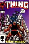 Thing #19 comic books - cover scans photos Thing #19 comic books - covers, picture gallery