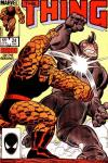 Thing #24 comic books - cover scans photos Thing #24 comic books - covers, picture gallery