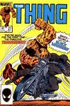 Thing #27 comic books - cover scans photos Thing #27 comic books - covers, picture gallery