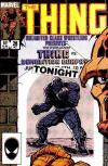 Thing #28 comic books - cover scans photos Thing #28 comic books - covers, picture gallery
