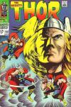 Thor #158 comic books for sale