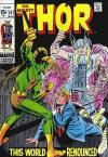Thor #167 Comic Books - Covers, Scans, Photos  in Thor Comic Books - Covers, Scans, Gallery