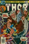 Thor #248 cheap bargain discounted comic books Thor #248 comic books