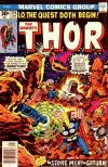 Thor #255 comic books for sale