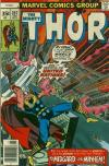 Thor #267 comic books for sale