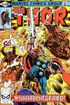 Thor #297 comic books for sale