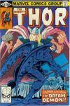 Thor #307 comic books - cover scans photos Thor #307 comic books - covers, picture gallery
