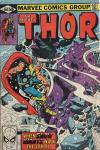 Thor #308 comic books - cover scans photos Thor #308 comic books - covers, picture gallery