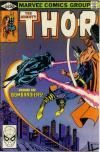 Thor #309 comic books - cover scans photos Thor #309 comic books - covers, picture gallery