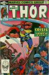 Thor #311 comic books - cover scans photos Thor #311 comic books - covers, picture gallery