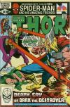 Thor #314 comic books for sale