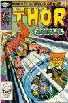 Thor #317 comic books - cover scans photos Thor #317 comic books - covers, picture gallery