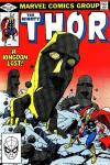 Thor #318 comic books - cover scans photos Thor #318 comic books - covers, picture gallery