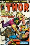 Thor #319 comic books - cover scans photos Thor #319 comic books - covers, picture gallery