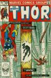 Thor #324 comic books - cover scans photos Thor #324 comic books - covers, picture gallery