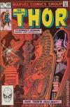 Thor #326 comic books - cover scans photos Thor #326 comic books - covers, picture gallery