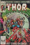 Thor #327 comic books - cover scans photos Thor #327 comic books - covers, picture gallery