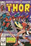 Thor #328 comic books - cover scans photos Thor #328 comic books - covers, picture gallery