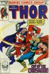 Thor #330 comic books - cover scans photos Thor #330 comic books - covers, picture gallery