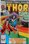 Thor #331 comic books - cover scans photos Thor #331 comic books - covers, picture gallery