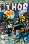 Thor #333 comic books - cover scans photos Thor #333 comic books - covers, picture gallery