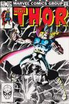 Thor #334 comic books - cover scans photos Thor #334 comic books - covers, picture gallery