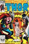 Thor #335 comic books - cover scans photos Thor #335 comic books - covers, picture gallery